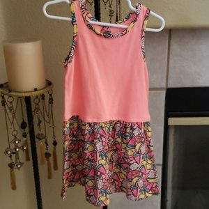 Girl summer dress circo 4t